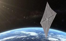 Миссия LightSail 2 разворачивает свой солнечный парус