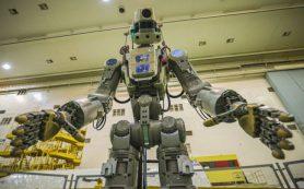Skybot F-850 — российский робот-гуманоид для МКС
