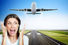 Что делать тем, кто панически боится летать на самолете?
