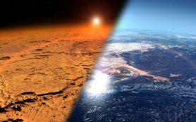 Ученые получают возможность точнее оценить размер исходной атмосферы Марса