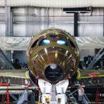 Новый космический корабль Virgin Galactic только что получил свои крылья
