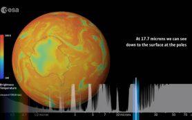 Новый спутник FORUM поймет, как Земля теряет свою прохладу