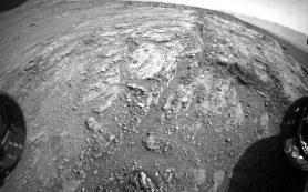 Curiosity, Sol 2538-2539: перерыв, заполненный дистанционным зондированием