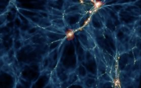 Сверхмассивные черные дыры растут и старятся вместе с родительскими галактиками