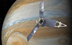 Миссия НАСА «Юнона» готовится «перепрыгнуть» через тень Юпитера