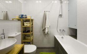 На что нужно обратить внимание при организации небольшой ванной комнаты?