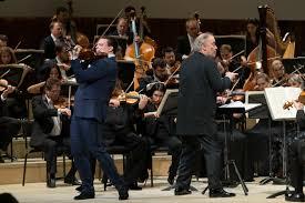 Сергей Догадин выступил в Москве с Мариинским оркестром в «Зарядье»