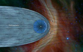 «Вояджер-2» достиг межзвездного пространства: отмечен скачок плотности плазмы