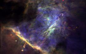 Астрономы наносят на карту новую линию излучения, чтобы проследить за водородом
