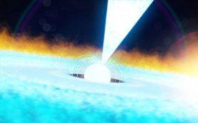 NICER видит самую яркую из когда-либо наблюдаемых им рентгеновских вспышек