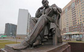 Владимир Путин открыл памятник Даниилу Гранину