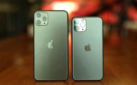 Описание модели смартфона Iphone 11 Pro Max 64 Midnigh Green