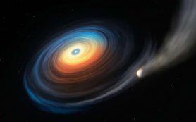 Найдена первая гигантская планета, вращающаяся вокруг белого карлика