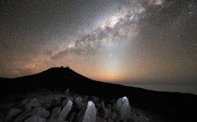 Второе звездное скопление найдено в толстом диске Млечного Пути