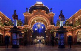 Стало известно, где в Европе лучшие рождественские огни и ёлка
