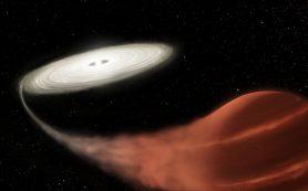 «Кеплер» обнаружил взорвавшуюся двойную систему со «звездой-вампиром»