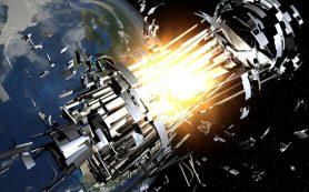 Телевизионный спутник Spaceway-1 может взорваться