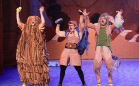 В Московском театре Олега Табакова появился «Голубой щенок»