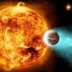Экзопланета с периодом всего лишь 18 часов почти уничтожена своей звездой