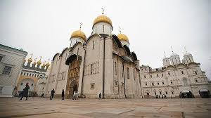 О реставрации Успенского собора рассказала директор Музеев Московского Кремля