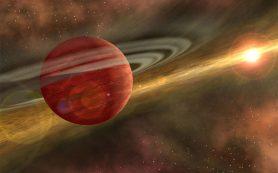 Открыта ближайшая к Земле «гигантская планета-младенец»