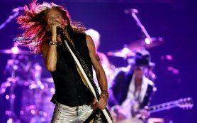 Рок-группа Aerosmith отпразднует 50-летие концертом в Москве