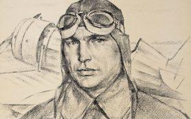 Уральцам показали портреты «небожителей» — асов Великой Отечественной