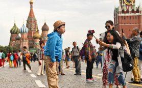 Кто едет в Россию туристом: статистика пограничников