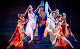 На «Золотой маске» показали забытый балет Петипа