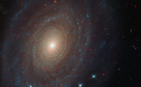 Космический телескоп «Хаббл» запечатлел изумительную «архетипичную» галактику
