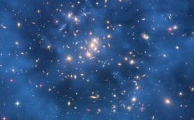 Новая элементарная частица может оказаться «атомом» темной материи