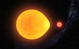 Обнаружена необычная звезда, пульсирующая лишь с одной стороны