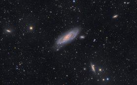 Решена загадка расширения вселенной