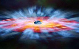 «Цунами» со стороны квазара подавляют звездообразование