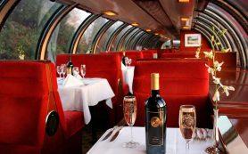 В поездах могут запретить продажу спиртного в вагонах-ресторанах