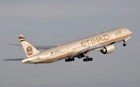 Etihad Airways приостанавливает выполнение всех рейсов в и из ОАЭ