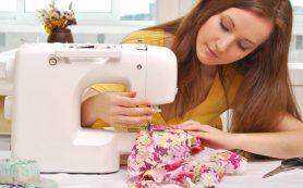 Как шить на швейной машинке новичку