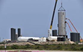 SpaceX готовит космический корабль SN3 к наземным и летным испытаниям
