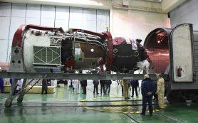 «Союз МС-16» готовится к апрельскому запуску на фоне COVID-19