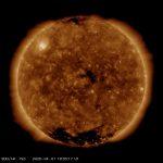 Новый цикл солнечной активности может начаться уже в этом месяце