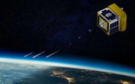Японский спутник с искусственными метеорами не смог ничего сделать