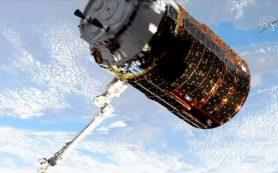 Японский корабль снабжения ХТВ-9 прибыл на МКС