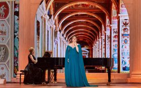 «Классику в честь Дворцовой» посмотрели онлайн больше миллиона человек