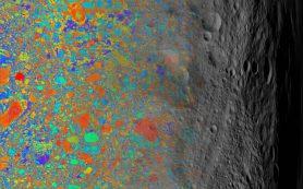 Древние микрометеороиды доставили звездную пыль и воду на астероид Веста