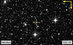 Звезда RAVE J183013.5−455510 удивила ученых необычным химическим составом
