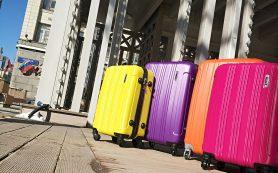 Пластиковый кейс для путешественников