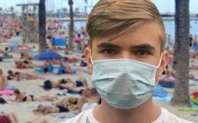 Туристов, отдыхающих на турецких курортах без масок, заставят заплатить штраф 900 лир