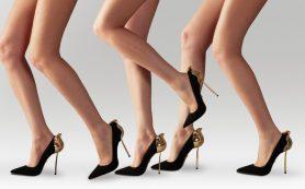 Высокие каблуки: вред или красота?