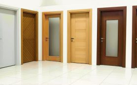 Особенности деревянных межкомнатных дверей