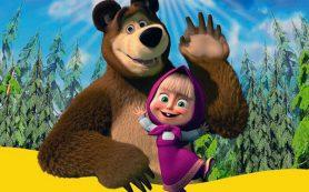 Пятый сезон мультсериала «Маша и Медведь» представят 30 июля
